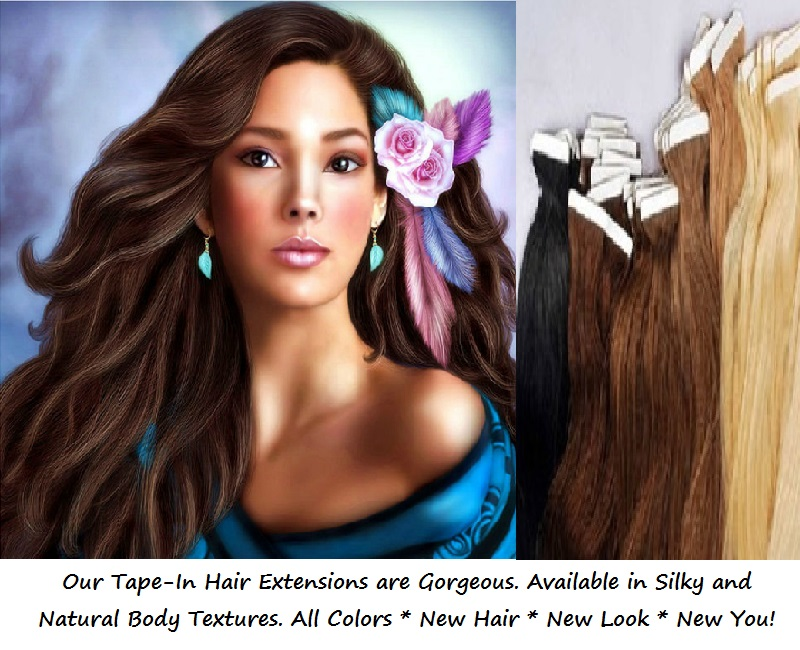 The hair extension boutique extend your sexy tape in pmusecretfo Choice Image